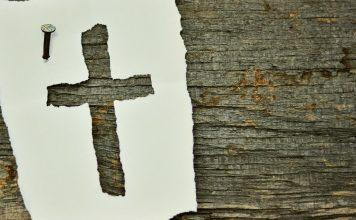 Kreuz Nagel Symbol Holz Alt Hölzern Christentum