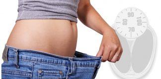 Abnehmen Gewicht-Verlust Bauch