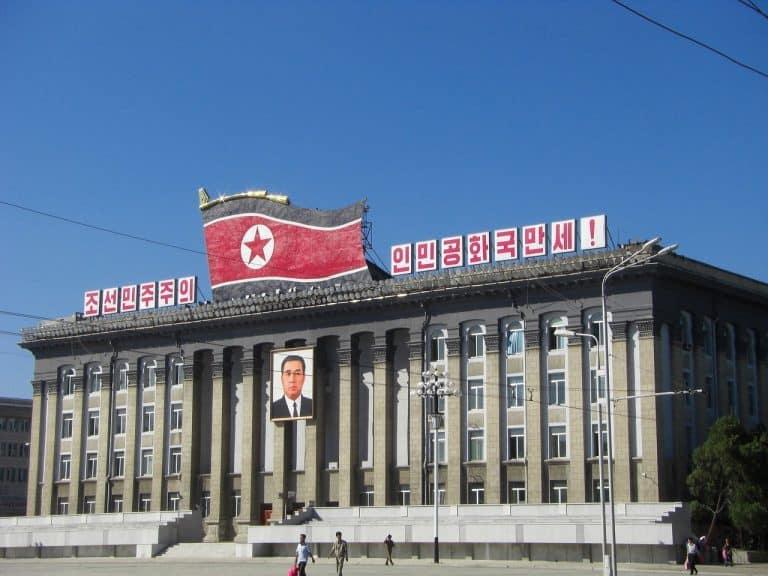 Urlaub in Nordkorea