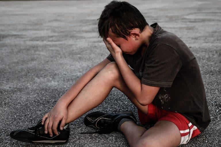Merkblatt zum Thema Kinderunfälle