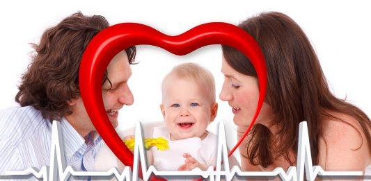 Familie Herz Gesundheit Puls Herzfrequenz Schutz