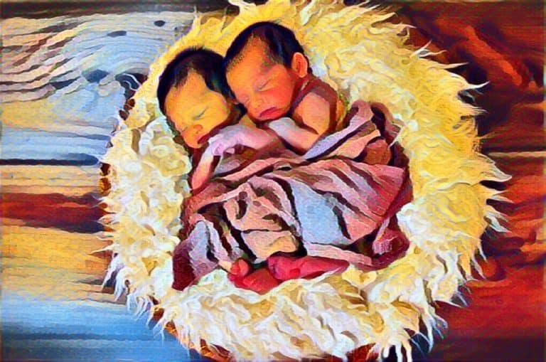 Mehrlingsschwangerschaften sind auf dem Vormarsch