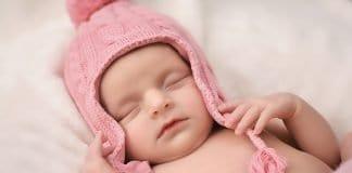 Neugeborene Baby Mädchen Rosa Hut Niedlich Decke