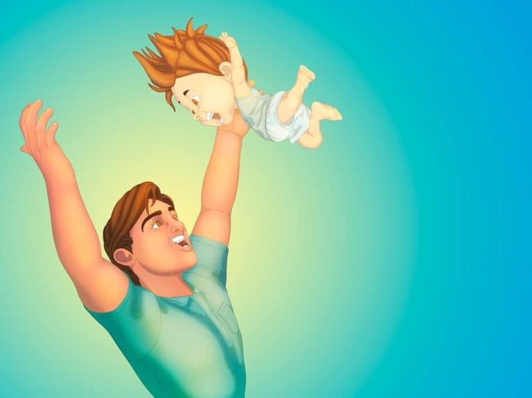Erziehen Väter grundsätzlich anders als Mütter?