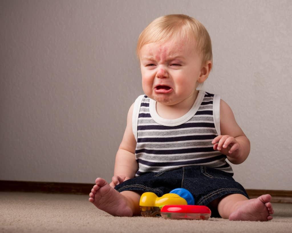 Wutanfälle bei Kindern – was steckt dahinter? 1