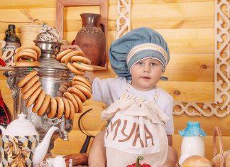 Menschen Baby Familie Küchenjunge Kinder Bengel
