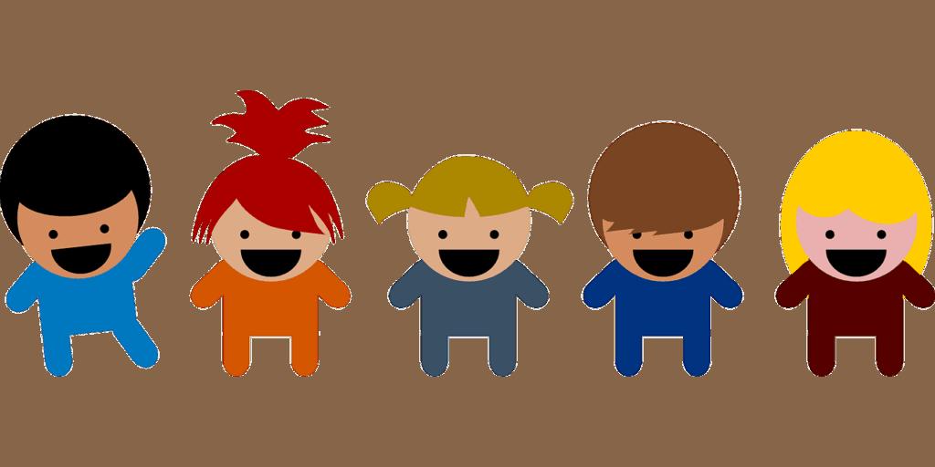 Kindergarten Kinder Menschliche Kleinkinder