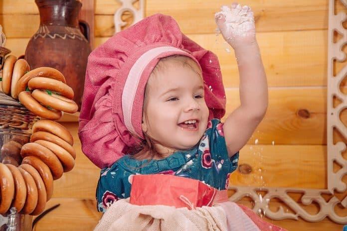 Baby Menschen Wenig Lächeln Freude
