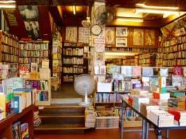 Bibliothek Buchladen Bücher Antiquariat Buch