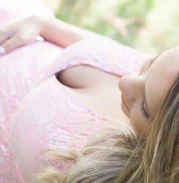 Schwanger Schwangere Frau Liebe Mama
