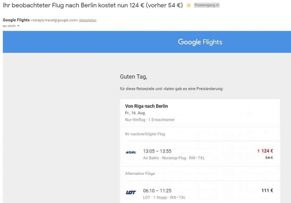 airBaltic und die wundersame Verdopplung der Preise während des Buchens 6