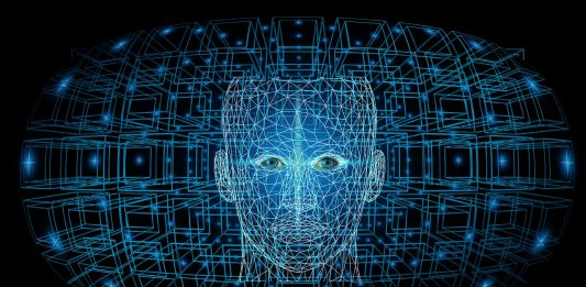 Künstliche Intelligenz Blockchain Gehirn Hirn