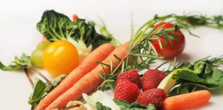 Gemüse Karotte