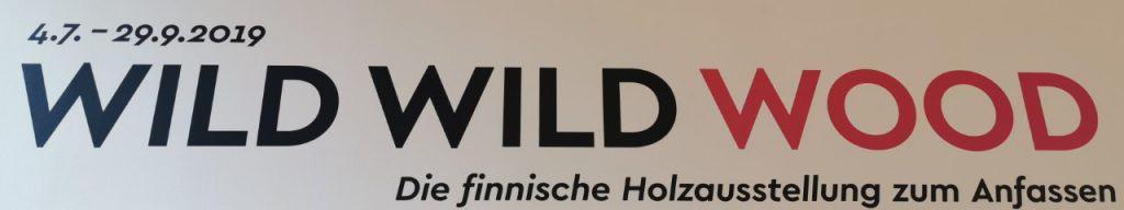Wild Wild Wood in der Botschaft von Norwegen