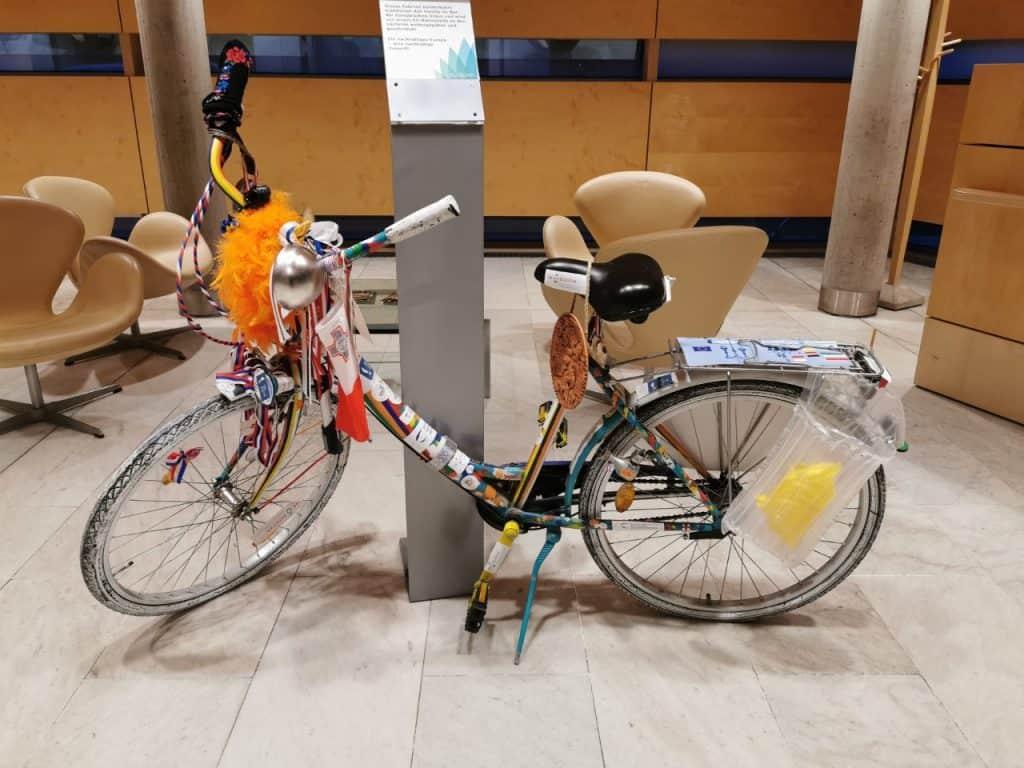 Fahrrad EU Vorsitz 2019 Finnland Foto Stefan Fritsche