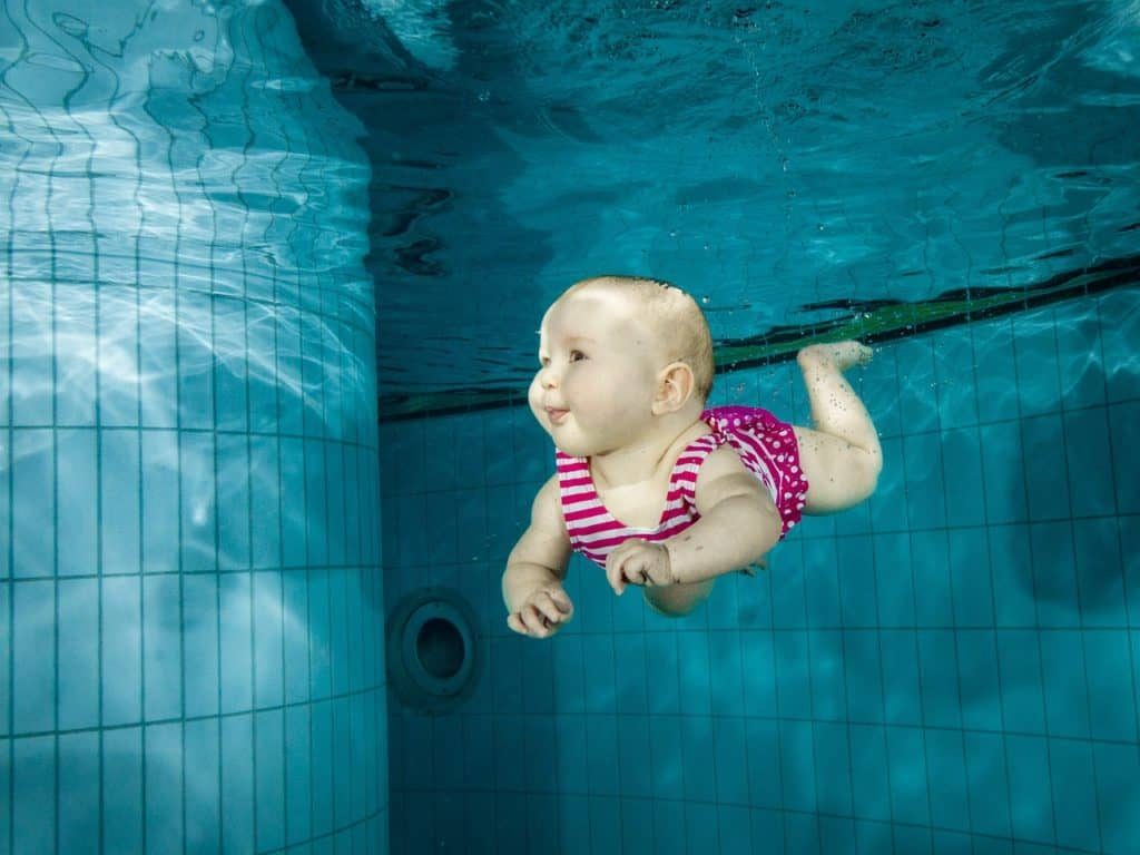 Leitungswasser und Säuglinge