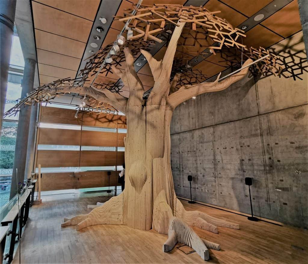 Wild Wild Wood Ausstellung Botschaft Norwegen