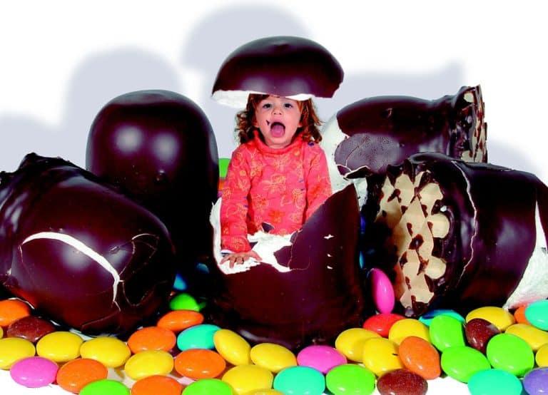 Dicke Kinder: Kampf den Speckrollen