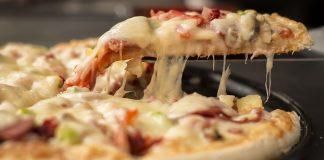 Pizza Lebensmittel Fast-Food Muzarella