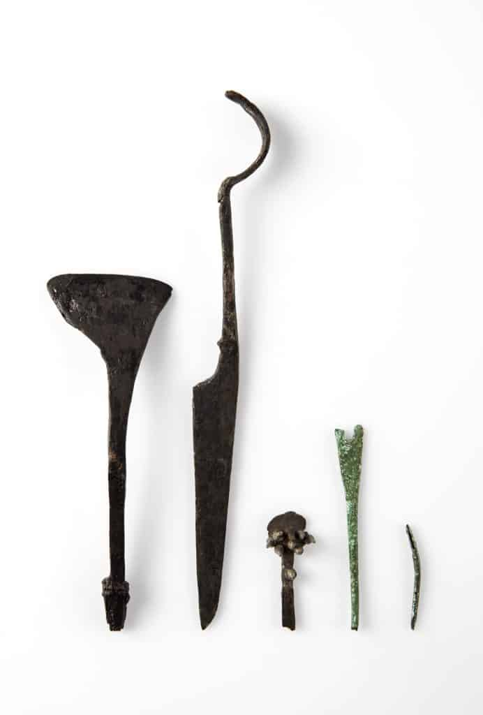 """Instrumente des """"Chirugen von der Weser"""""""