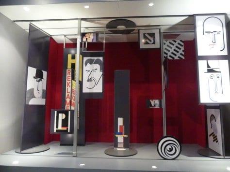 Ausstellungs-Schaufenster