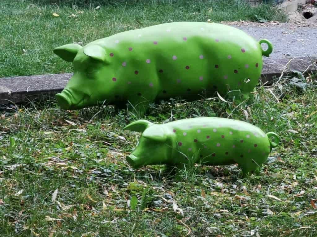 Best of Bauhaus - Warum ist die Kuh rot und das Schaf grün? 19