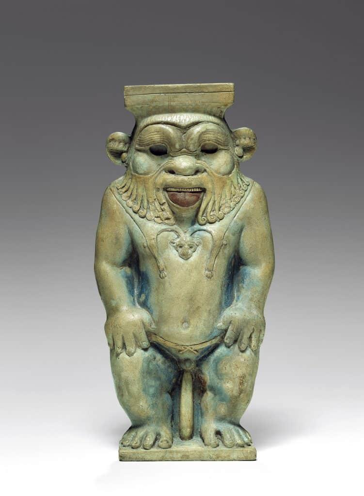 Figurine des Bes, Schutzgott von Mutter und Kind