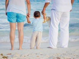 kinder familie liebe strand ferien urlaub
