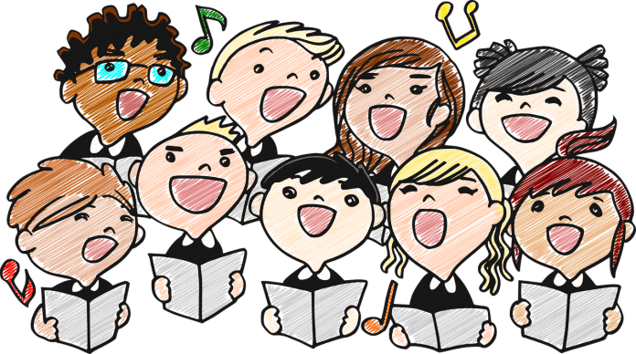 chorwerke gesang kinder chor sänger singen