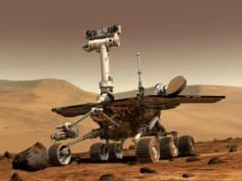 Mars Mars Rover Raumfahrt Roboter Marsoberfläche