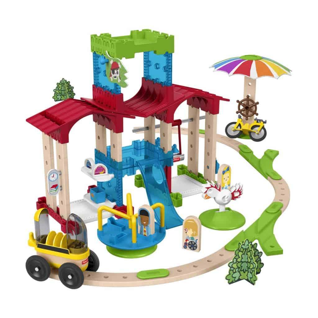 Wunder-Werker Schule mit Spielplatz