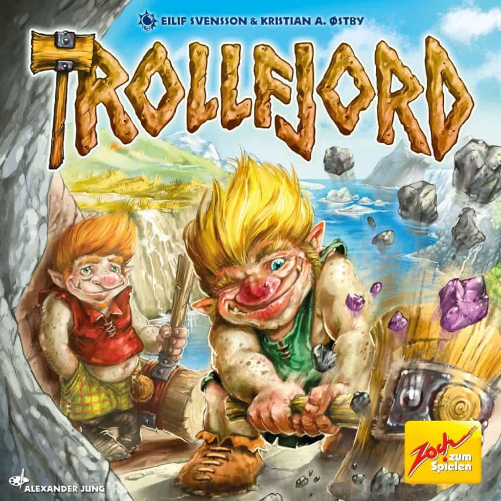 Trollfjord – unterwegs mit Trollen 2