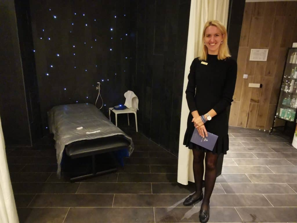 Spa Managerin Vytautas Spa (Litauen Spa Hotel)