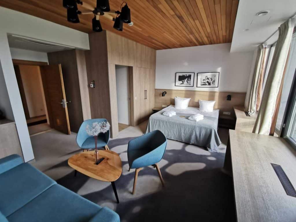Vytautas Zimmer für Familien (Litauen Spa Hotel)