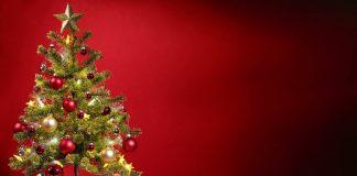 Weihnachten Weihnachtsbaum Dekorieren Dekoration