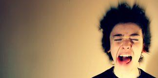 schrei zoom wirkung stress wütend hektik