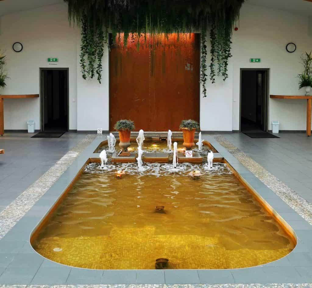 Öffentliche Mineralwasserquellen (Litauen Spa Hotel)