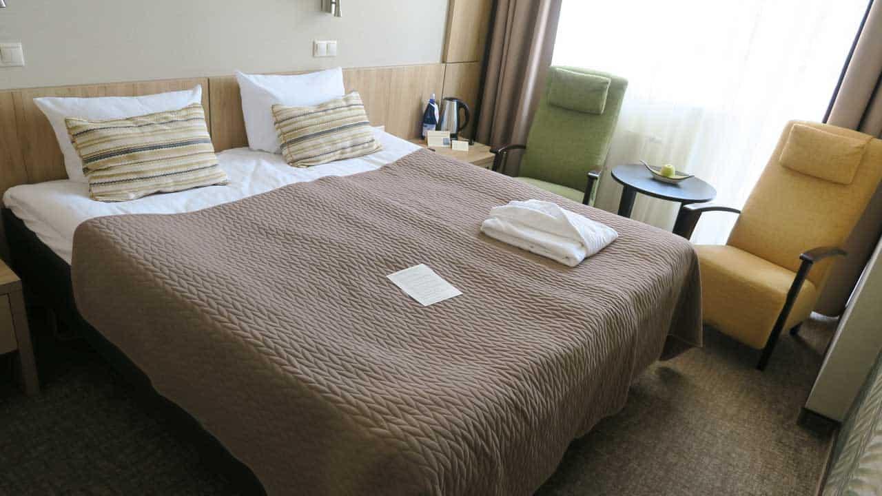 Spa Vilnius Zimmer (Litauen Spa Hotel)