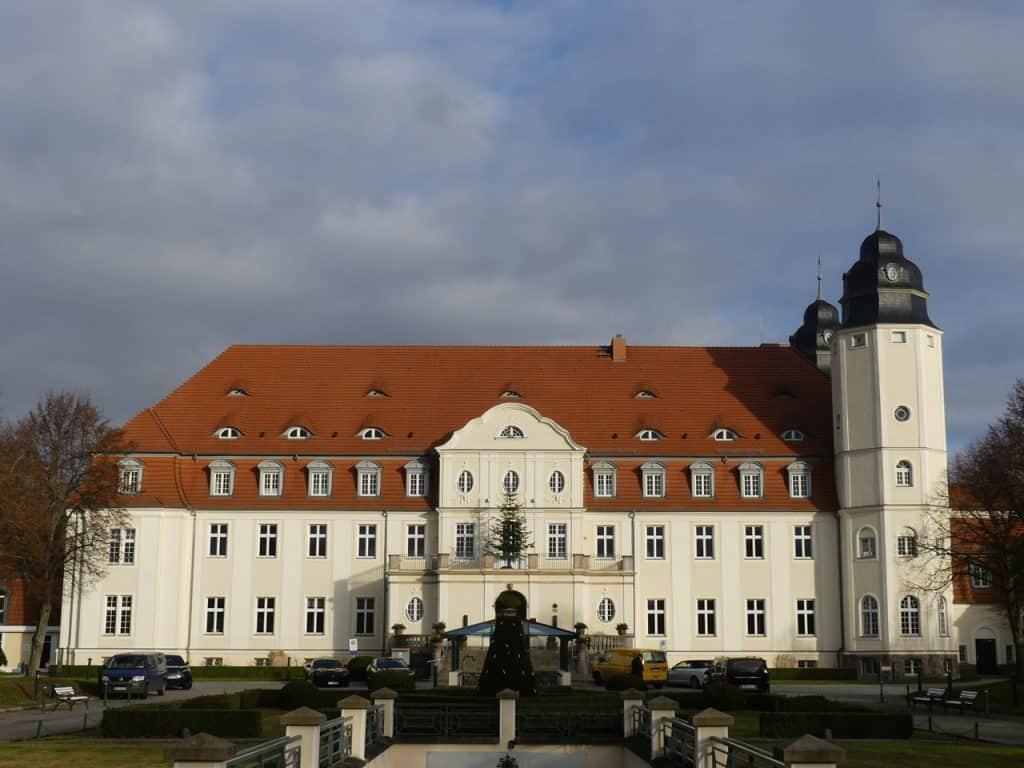 Schloss Fleesensee außen