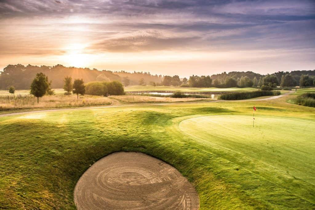 Schloss Fleesensee - Golfplatz im Land Fleesensee