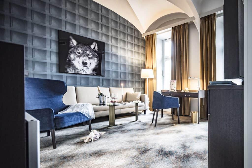 Schloss Fleesensee - Suite