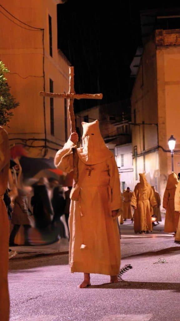 Ostern auf Mallorca Passionsspielen Kirche Felanitx