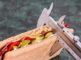 Diät Kalorienzähler Gewicht-Verlust Gesundheit