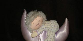 puppe spielzeug schlafen gute nacht mond kind