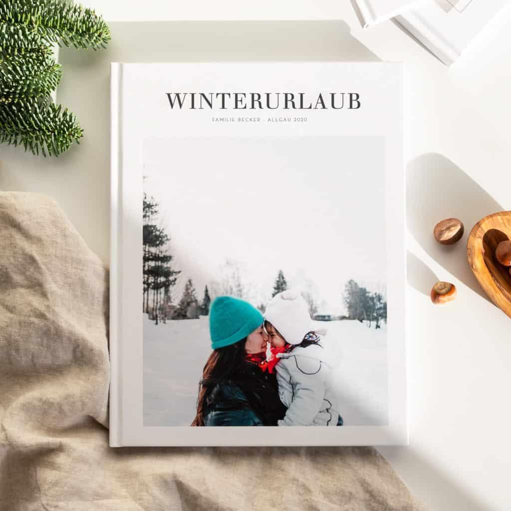 Fotobuch gestalten mit der Hilfe von vom Atelier Rosemood aus Frankreich