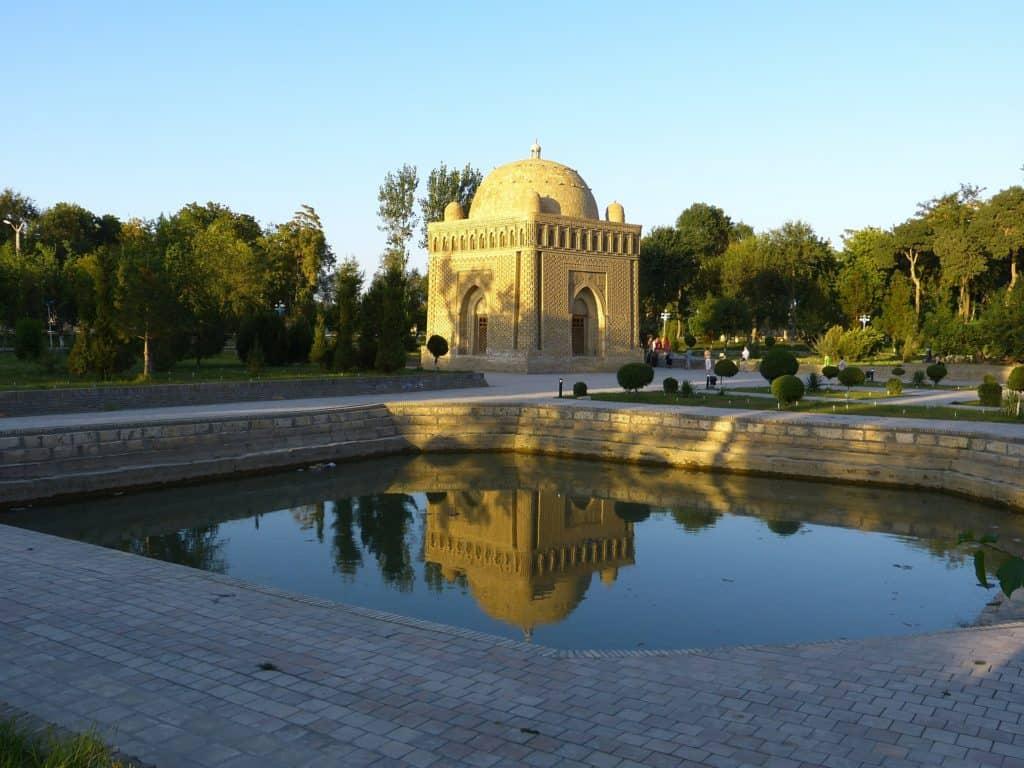 Samaniden Mausoleum in Usbekistan