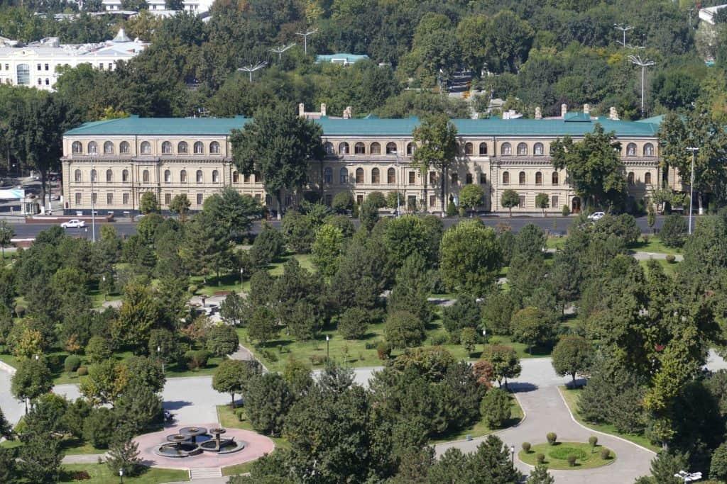 Universität in Taschkent (Tashkent) Hauptstadt von Usbekistan