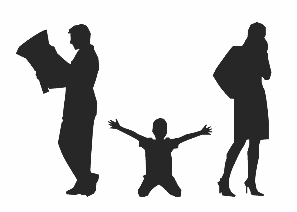 Eltern-Kind-Entfremdung Schnelltest
