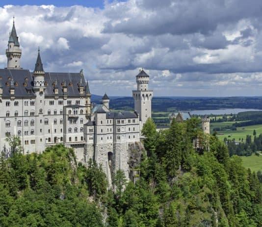 Schloss Neuschwanstein Schloss Neuschwanstein Allgäu