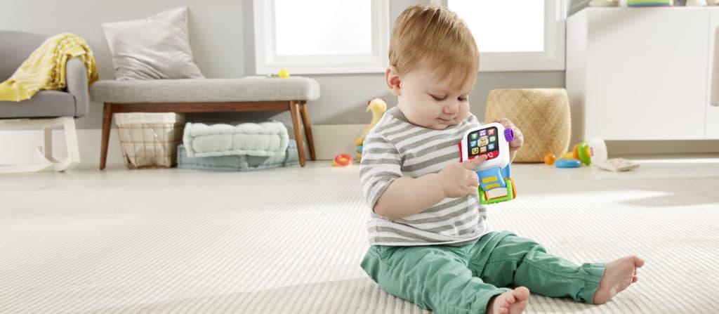 Lernspaß-Smartwach für Kinder